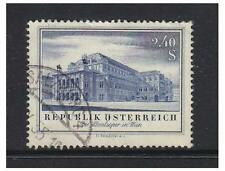 Architecture Single Austrian Stamps