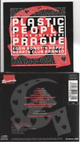 Plastic People Of The Universe Egon Bondy's Happy Hearts Club Banned Cd Album