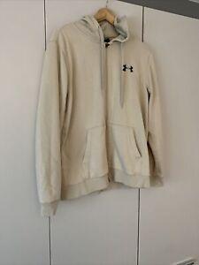 under armour hoodie mens Large