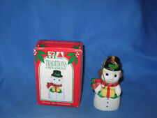 1992 Traditions Ornament ~ 7-11/Citgo * Frosty the Snowman * Porcelain Ornament