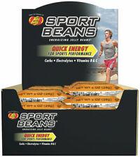 Jelly Belly Sport Beans: Orange, Box of 24