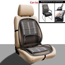Mesh Lumbar Back Brace Pad Support Office Home Car Seat Chair Cushion Massage