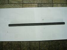 "5/8"" diameter X 14"" long black Delrin/ Acetal rod"