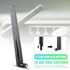 2,4 GHz 18-dBi-Verstärker WIFI-Antenne SMA-Stecker Für WLAN-Router