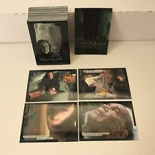 X-FILES SEASONS 6 & 7 Inkworks Complete Card Set GILLIAN ANDERSON w/ PROMO #X67i