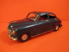 ALL ORIGINAL INGAP FIAT 1400 METALLIC GREEN WITH MUSIC BOX ITALY 1950