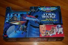 R2-D2/Jabba's Palace Micro Machines Playset-Star Wars Return of the Jedi