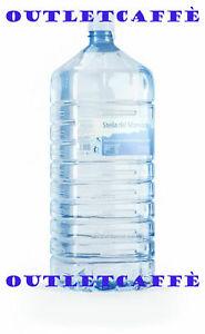 2 Boccioni Acqua Vuoto 18 lt. Per Colonnina Erogatore Dispencer Refrigeratore