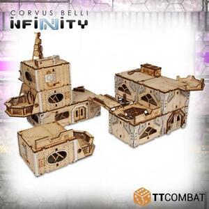 TTCombat BNIB Prefab Complex TTSCW-SFU-084
