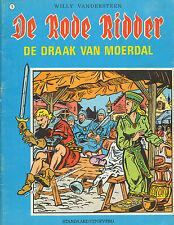 RODE RIDDER 009 - DE DRAAK VAN MOERDAL