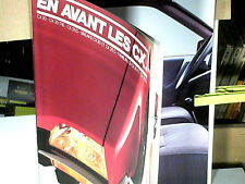 BEAU CATALOGUE CITROEN CX 2000 ESS/ 2500 DIESELS /BREAKS /1983/84