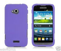 Samsung Galaxy Victory 4G LTE L300 SNAP ON HARD CASE COVER ACCESSORY PURPLE