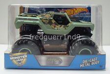 1:24 Hot Wheels Monster Jam - Soldier Fortune DWN89