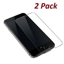 2X Premium .33mm Tempered Glass Screen Protector for iPhone 6 iPhone 6S -2 Pack