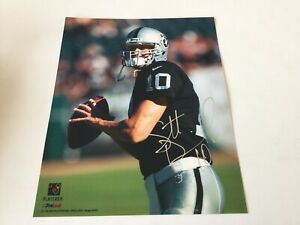 Scott Driesbach Hand Signed Autographed 8x10 Photo Oakland Raiders a