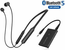 Giveet Wireless Headphones for Tv Watching w/Bluetooth Transmitter, Support Rca