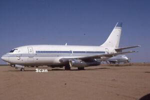 Original 35 mm Slide Aircraft/Plane/Airline 737-204 19709 Oct 1919 #P4500