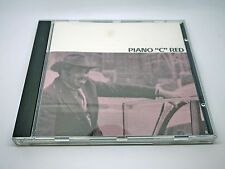 "* Piano ""C"" Red - (self titled) CD * Fan Club fcd105 * 3347120029007"
