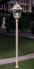 Paletto da esterno in alluminio avorio e oro coll. gorizia FL A108 TE