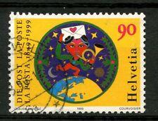 Switzerland 1999 SG#1406 Swiss Postal Service Used #A49026