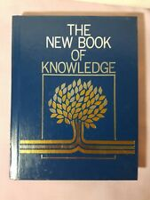 The New Book of Knowledge Annual 1989 (Hardcover)