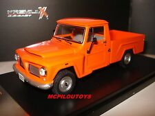 PREMIUM X PRD393 FORD F-75 PICK UP ORANGE 1980 au 1/43°