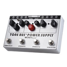 Mosky Audio Tone Bus 3 Effects Pedal + 8 Outputs Power Supply in 1 Unit !  2017