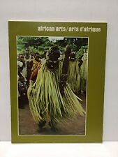 African Arts Magazine 1969 Summer Volume 2 Number 4 - VG+ Condition $1 Shipping