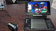 "New listing Panasonic Dvd-Ls86 Portable Dvd Player (8.5"") speaker and 2 headphone jacks"