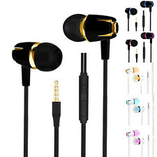 Super Bass In-Ear Kopfhörer Ohrhörer S9+ Headset Earphone Headphone + PU-Tasche