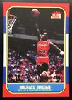 1986 Fleer Michael Jordan RC Rookie Card Reprint #57 Chicago Bulls HOF