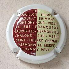 Capsule de Champagne MASSIF DE SAINT THIERRY 14. pouillon