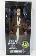 STAR WARS Collector Series 12'' Inch Obi-Wan Kenobi Action Figure Kenner 1996