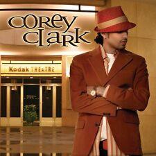 Corey Clark - Corey Clark (2005)  CD+DVD Limited Edition  NEW/SEALED  SPEEDYPOST