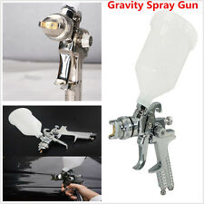 Professional HVLP Nozzle 1.4mm Air Spray Paint Gun Set Gravity Car Painting Kit