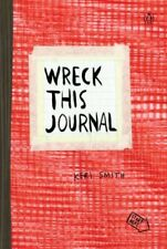 Wreck This Diario (Rojo) De Keri Smith 9780399162725 (Libro en rústica, 2013)