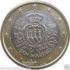 Pièce 1 euro SAINT MARIN 2014 - Les Armoiries - En Stock !