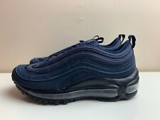 Nike Air Max 97 GS Womens Trainers UK 6 EUR 39 Navy Blue 921522 403