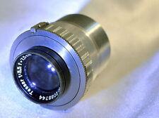 Carl Zeiss Jena Tessar 7.5cm f3.5 lens