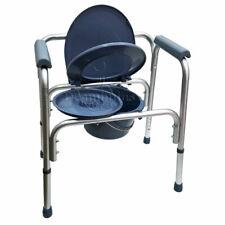 Sedia WC comoda per anziani 4 in 1 Moretti