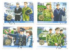 -Ireland Military + Police-Ireland-Armed Forces fine used set-1988