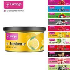 Car Air Freshener Gel Home Perfume Fragrance Assorted Scent Eco Friendly 1.73oz