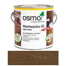 Osmo Hartwachs-Öl Farbig schwarz 0,75 l TOP NEUWARE