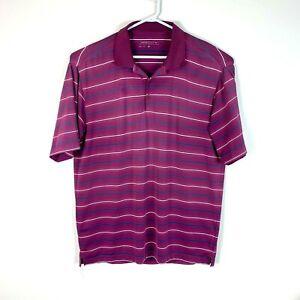 Nike Golf Polo Shirt Size Men's Large