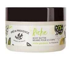Pre de Provence Riche Body Butter - 6.7 fl oz (200 ml) - White Gardenia