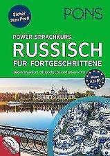PONS Power-Sprachkurs Russisch für Fortgeschrittene (2018, Taschenbuch)