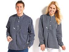 Fischerhemd Schmal oder Breit gestreift von Modas S-3XL Finkenwerder Stil Hemd