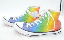 Chuck Taylor All Star Geostar High Top Pride Rainbow Sneakers Mens Sz 9.5