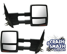 2004-2014 Ford F-150 Driver and Passenger Heated Power Towing Mirror