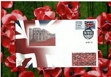NMRN Stamp. VE DAY 70th Anniversary. 8th May.. WW11 anniversary Special Postmark